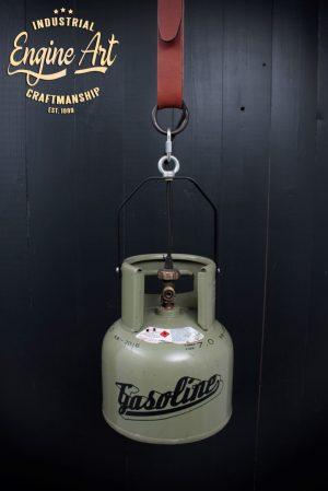hanglamp gasfles