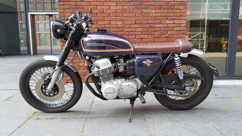 honda cb750 classic