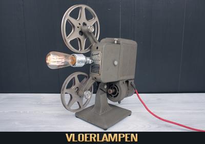 motor vloerlamp
