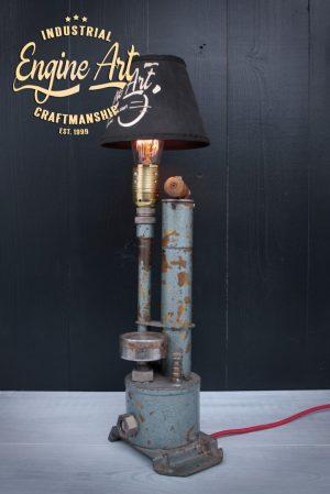 tafellamp fietspomp
