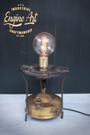 tafellamp gasbrander