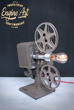 vloerlamp filmprojector