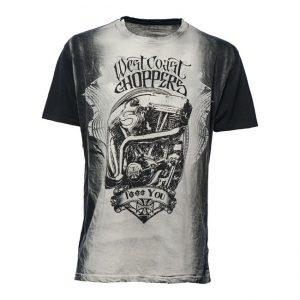 West coast choppers f... t shirt