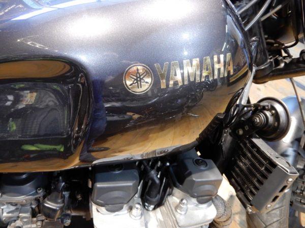 yamaha xjr1300 cafe racer